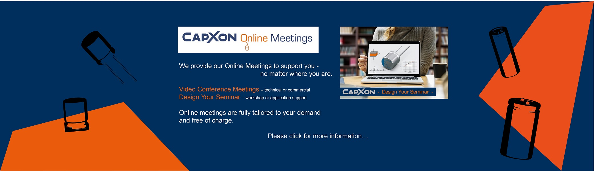 Capxon Online Meeting